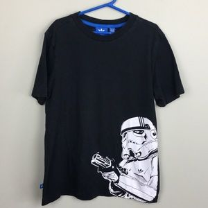 Other - Star Wars adidas t shirt boys 11/12 y medium